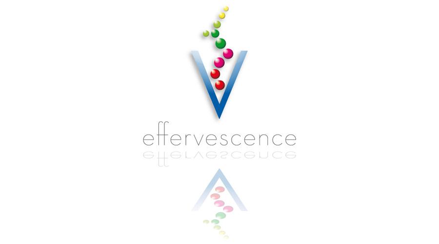 logo Effervescence - création Marck Seignol