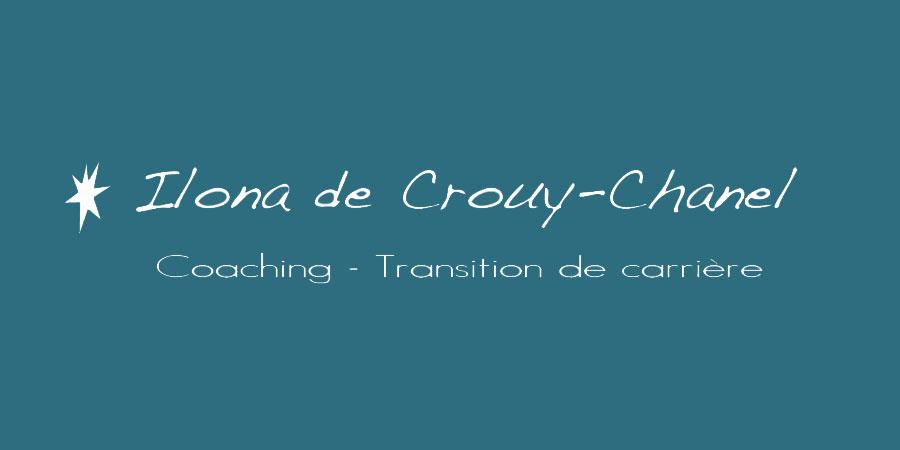 Logo - Icc Consulting - Ilona De Crouy-Chanel - Création Marck Seignol