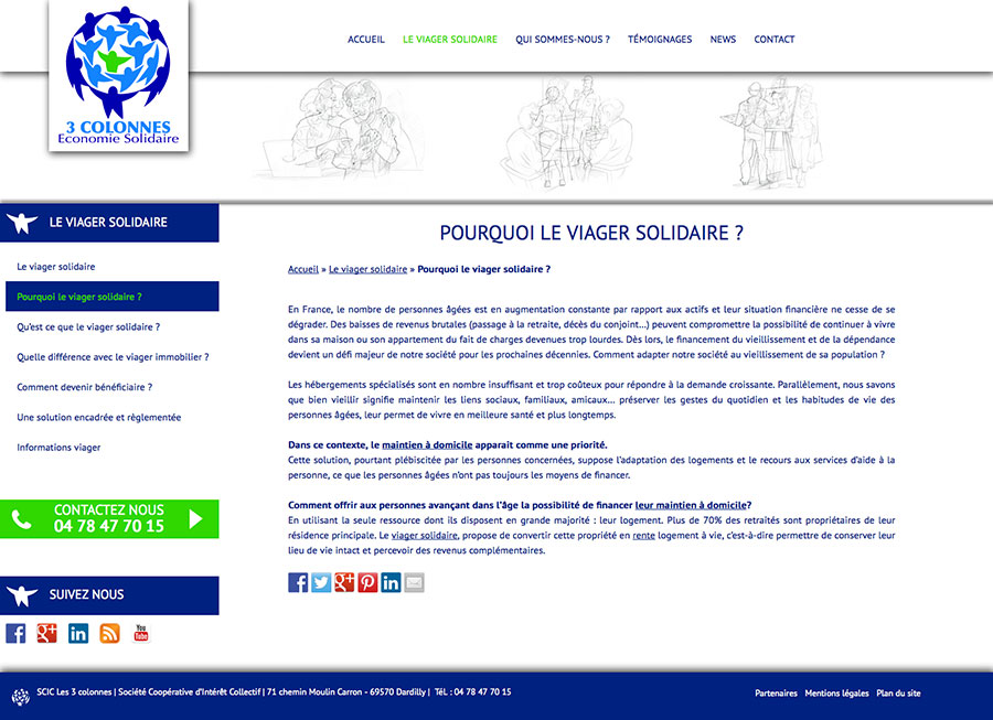 Viager solidaire